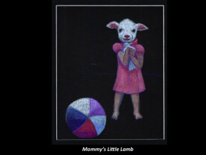 4. Mommy's Little Lamb